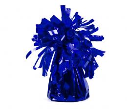 Вес воздушного шара, синий