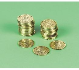 Золотые монеты (72 шт)