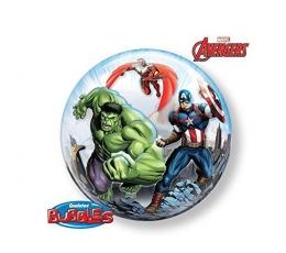 """Balons (bubble) """"Avengers"""" (22 x 56 cm)"""