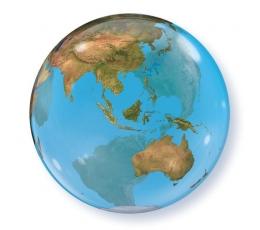 "Balons (bubble) ""Zemeslode"" (56 cm)"