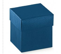 Kastītes ar vāciņu, zila (1 gb/ 50 mm.)