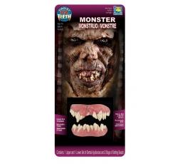 Mākslīgie monstru zobi