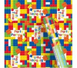 "Dāvanu papīrs ""Lego"" (76x152 cm)"