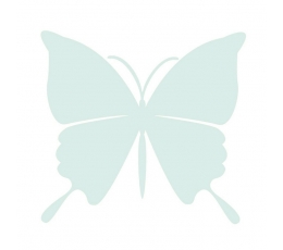 Tauriņi, gaiši zilā krāsā (20 gab./ M)