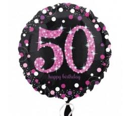 """Folija balons """"50"""" (46 cm)"""