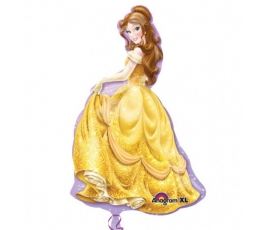 "Folija balons ""Princese Bella"" (60 x 99 cm)"