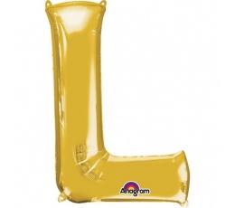 "Folija balons -burts ""L"" (81 cm)"