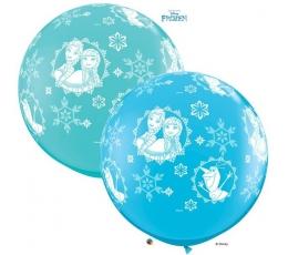 """Baloni """"Frozen"""" (2 gab./86 cm)"""