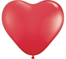 "Baloni ""Sarkana sirds"" (10 gab. / 28 cm)"
