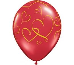 "Baloni ""Sirdis"" (25 gab./28cm)"