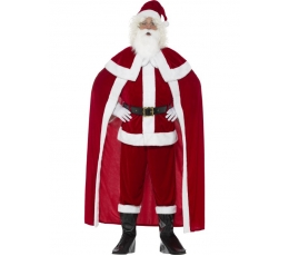 """Karnevāla kostīms """"Ziemassvētku vecītis"""" (XL (168 - 190 cm))"""