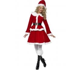 """Karnevāla kostīms """"Miss Santa"""" (165-175 cm)"""