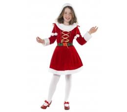 """Karnevāla kostīms """"Miss Santa"""" (120 - 130 cm)"""