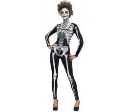 """Kostīms """"Skelets"""" (168 - 190 cm.)"""