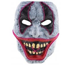 """Maska """"Spīdošs klauns"""" (1 gab.)"""