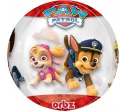 """Balons - orbz """"Ķepu patruļa"""" (38 cm x 48 cm)"""