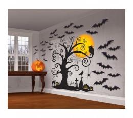 """Sienas dekorācija """"Helovīns"""""""