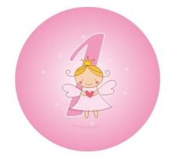 "Žetons. Eņģelis ""1"" (5,5 cm)"