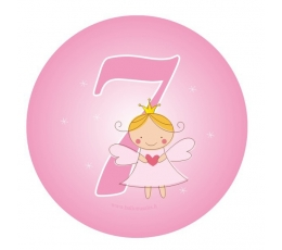 "Žetons. Eņģelis ""7"" (5,5 cm)"