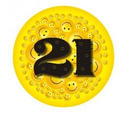 "Žetons ""Smaidiņi-21"" (7,7 cm.)"
