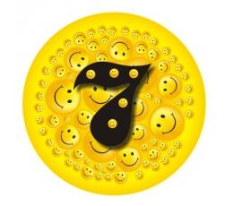 "Žetons ""Smaidiņi-7"" (7,7 cm.)"