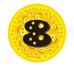 "Žetons ""Smaidiņi-8"" (7,7 cm.)"
