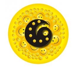 "Žetons ""Smaidiņi-6"" (7,7 cm.)"