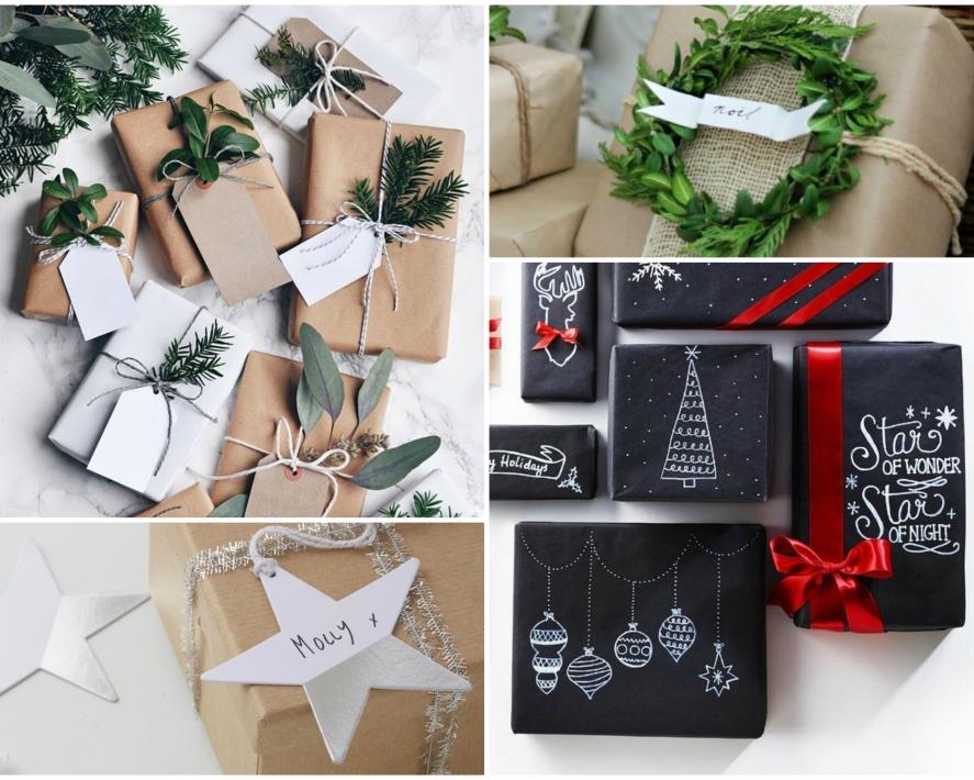 Idejas Ziemassvētku un Vecgada vakara dekoriem