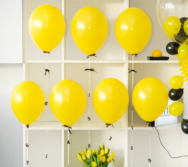 Stilīgas svētku dekorācijas: 7 idejas ballīšu dekorācijām