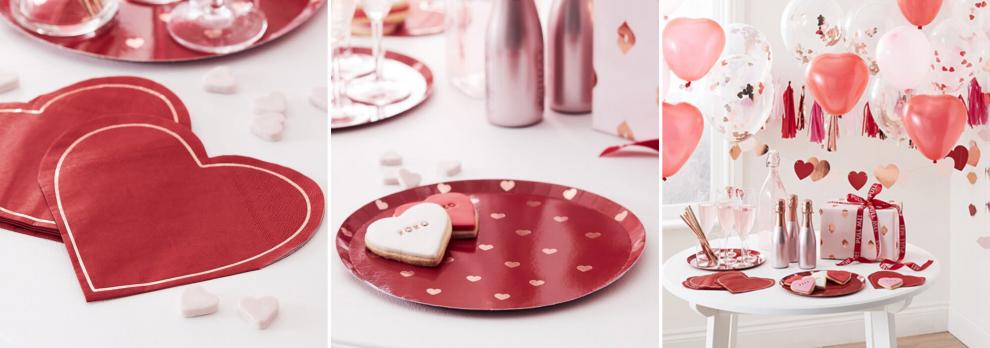 5 idejas Valentīndienas dekorācijām – pārsteigumiem.