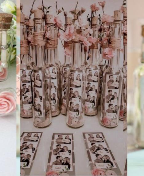 10 idejas kāzu ielūgumiem.