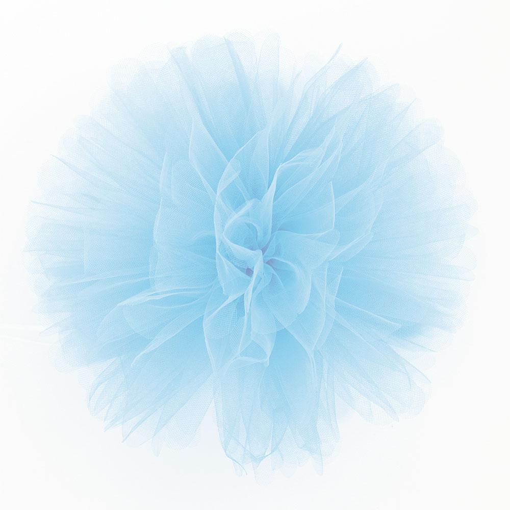 Tilla pūkainis, zils (25 cm)