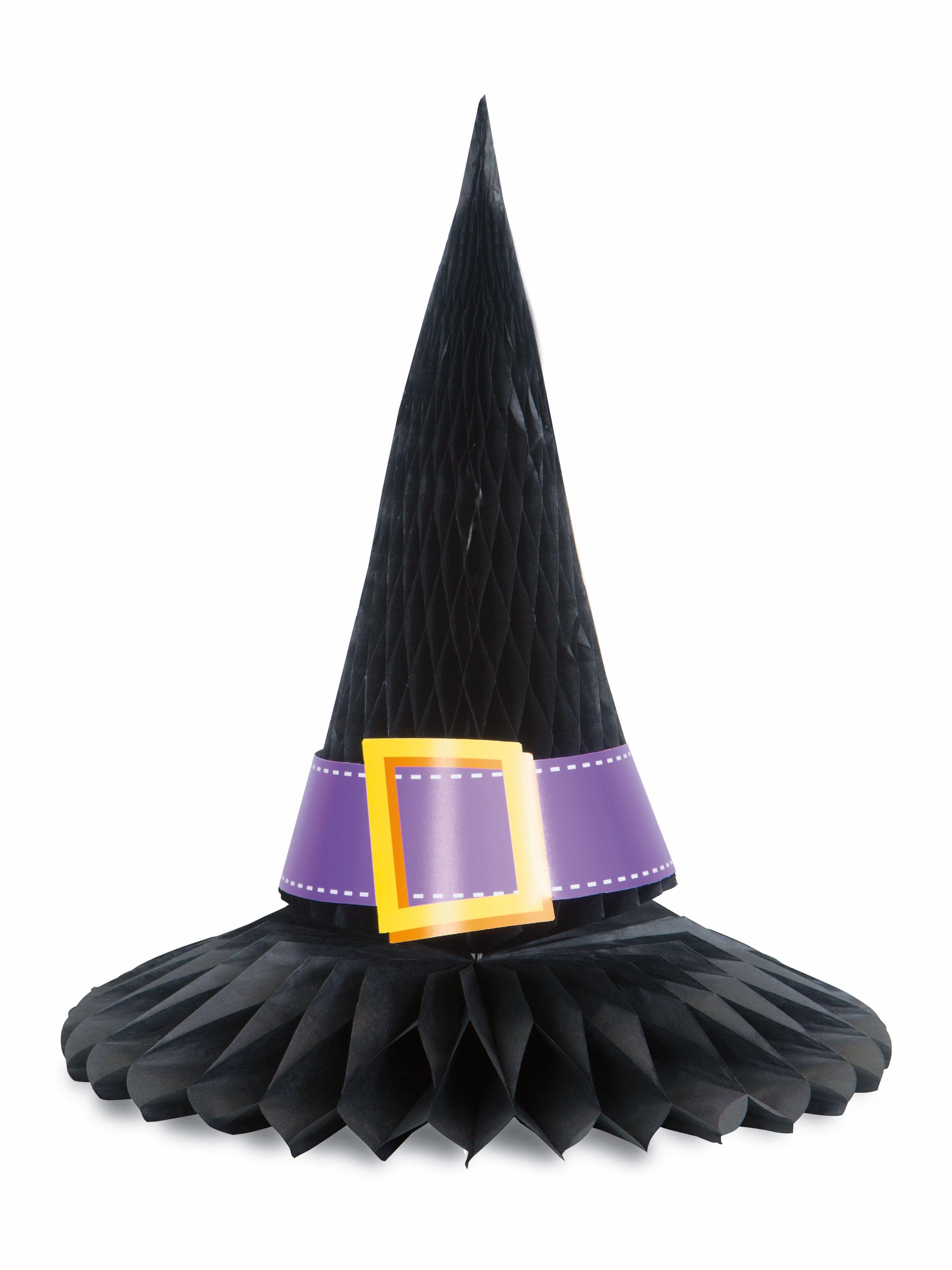"""Galda dekorācija """"Raganas cepure"""""""