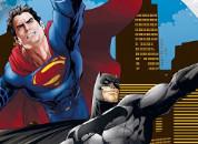 Betmens pret Supermenu