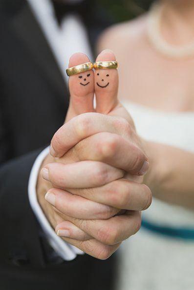 Jaunlaulāto sveikšana pēc kāzu ceremonijas!