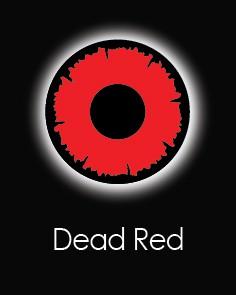 """Acu lēcas """"DEAD RED"""" (1 dienas)"""
