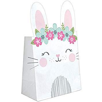 """Formīgi dāvanu maisiņi """"Zaķītis"""" (8 gab)"""