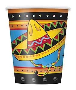 "Glāzītes ""Meksika"" (8 gab/ 266 ml)"