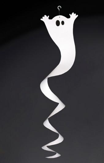 """Karināma dekorācija """"Spoks"""" (90 cm)"""
