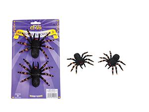 Plastmasas zirnekļi (2 gab./11 cm)