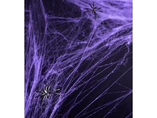 Zirnekļtīkls, violets ar zirnekli (60 g)