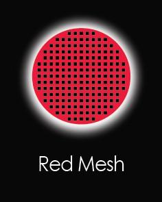 "Линзы для глаз ""RED MESH"" (1 день)"