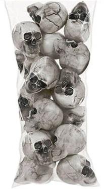 Мини черепы (18 шт)