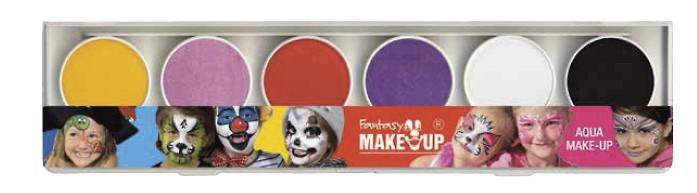 Набор для макияжа / 6 цветов (1 набор)
