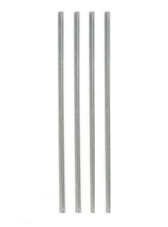 Свечи,с искорками, серебряные (18 шт)