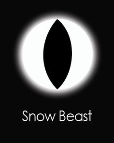 "Acu lēcas ""SNOW BEAST"" (1 dienas)"